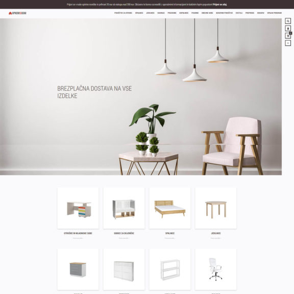 Opremisidom - Desktop